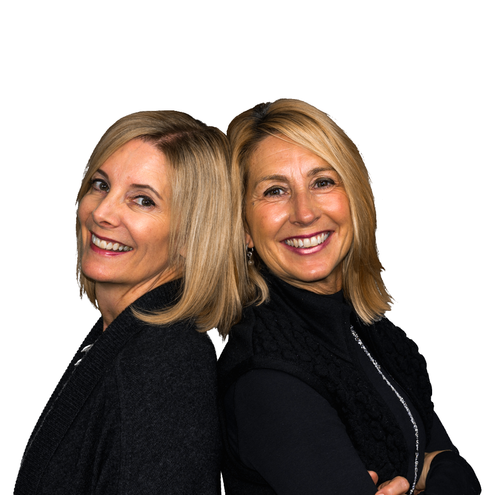 Maureen Juniper & Paula Oreskovich